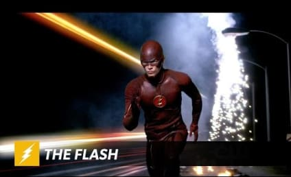 The Flash Teaser: What's My Name?