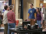Going to Mars - The Big Bang Theory