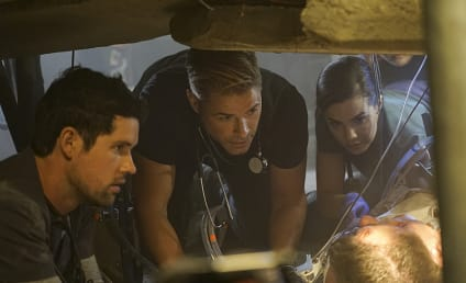 Code Black Season 2 Episode 3 Review: Corporeal Form