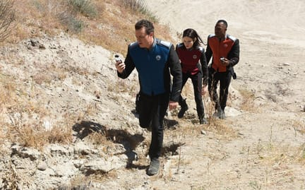 Head to the Hills - The Orville Season 1 Episode 3