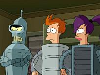 Futurama Season 1 Episode 5