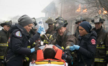 Watch Chicago Fire Online: Season 6 Episode 14