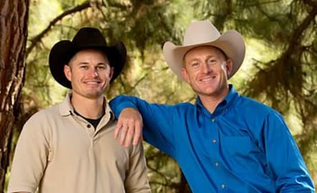 Cord McCoy and Jet McCoy