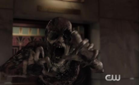 The Flash Promo: Can Barry Survive the Speed Force?