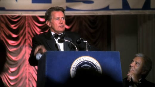 Making the Speech his Own - The West Wing Season 1 Episode 4
