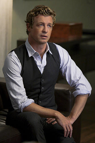 Photo of Patrick Jane
