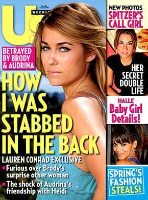 Lauren Conrad Speaks Out