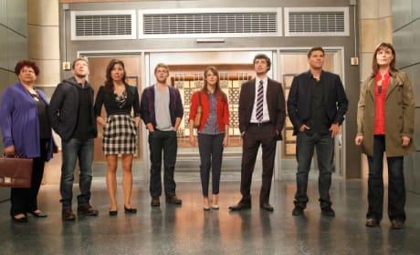 Bones Season 6 Cast