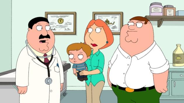 Family Guy Doctor's Visit