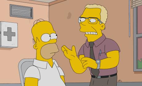 Bully Rehab - The Simpsons