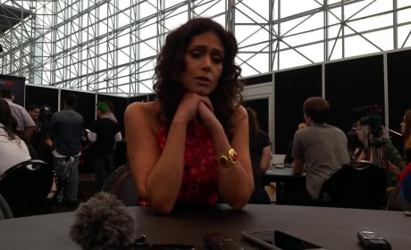 Melissa Ponzio for Teen Wolf Season 6 from NYCC
