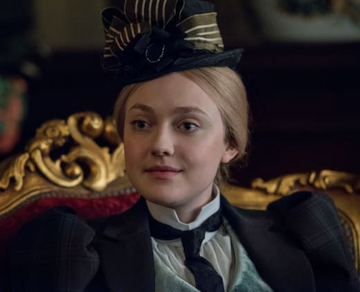 Out of Place - The Alienist Season 1 Episode 3