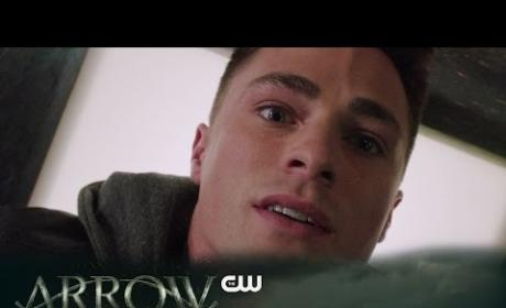 Arrow Season 4 Episode 12 Clip: Roy Harper Exposed?!