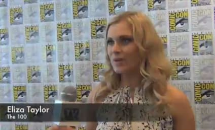 The 100 Cast Previews Season 2, Return of the Chancellor, Break from Romance
