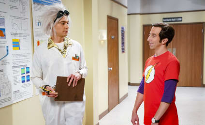 Watch The Big Bang Theory Online: Season 12 Episode 6