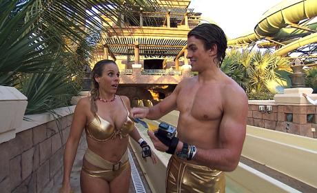 Interesting Costumes - The Amazing Race