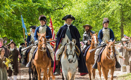 Turn: Washington's Spies Season 4 Episode 10 Review: Washington Spies