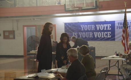 Time To Vote - Sleepy Hollow
