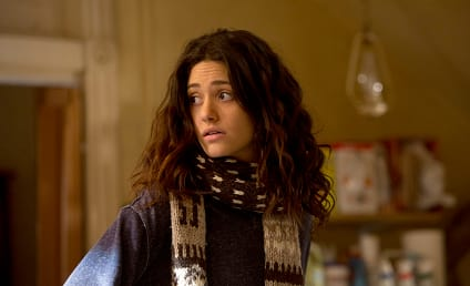Shameless Boss Teases Emmy Rossum Return