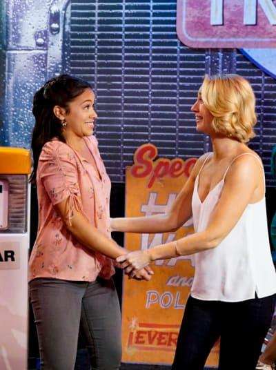 Grind It Out - Jane the Virgin Season 5 Episode 6