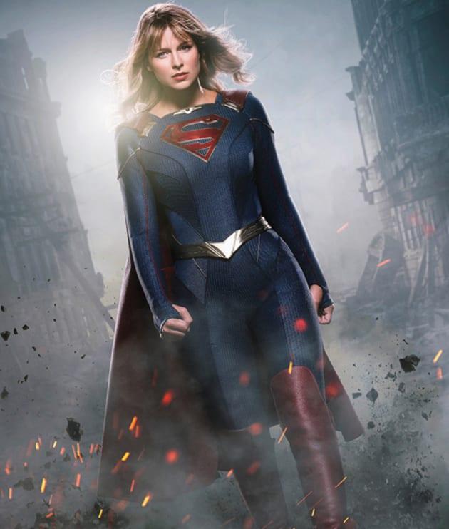 Supergirl Season 5 Costume