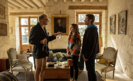 Emily in Paris Review: Family Affair