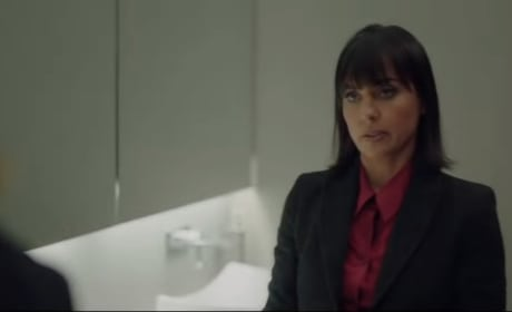 A Million Little Things Promo: Is Constance Zimmer the Mysterious Barbara Morgan?!