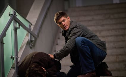 Supernatural Review: The Good Golem