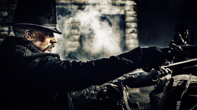 Delaney Takes Aim - Taboo Season 1 Episode 8