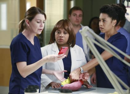 Watch Grey's Anatomy Season 11 Episode 10 Online