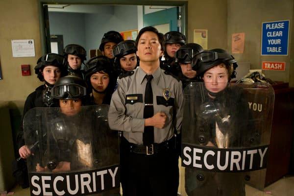Chang Takes Over