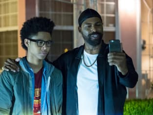 Alex and Darius - Marvel's Runaways