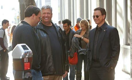 Rex Ryan on CSI:NY!