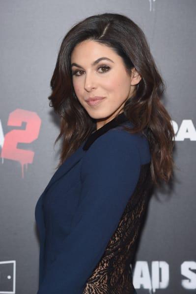 Cristina Rosato Attends Bad Santa 2 Premiere