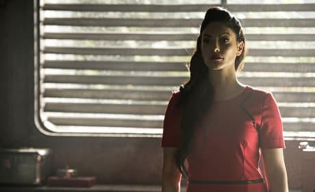 Alie At Arkadia - The 100 Season 3 Episode 5