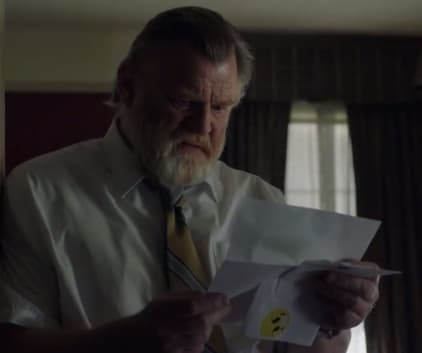 What Is In The Mail? - Mr. Mercedes