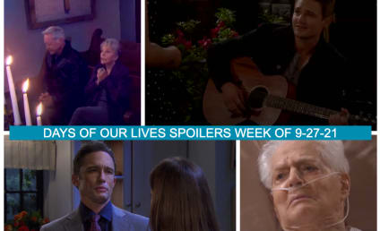 Days of Our Lives Spoilers for the Week of 9-27-21: The Devil Wreaks Havoc!