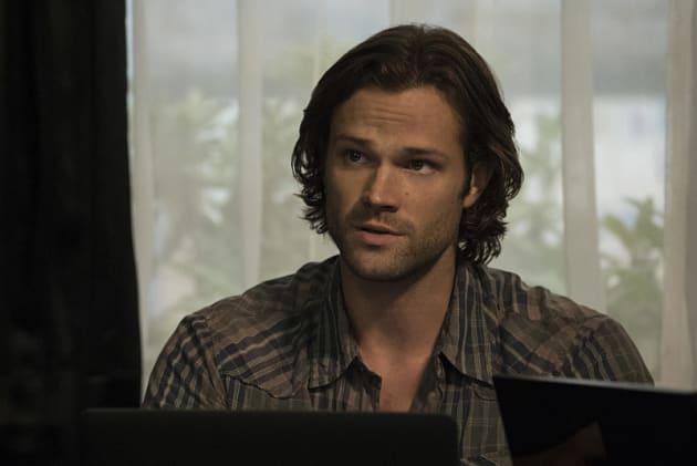 Sam gives some advice - Supernatural Season 12 Episode 3