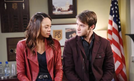 Lani Lets JJ Think The Baby Is His - Days of Our Lives