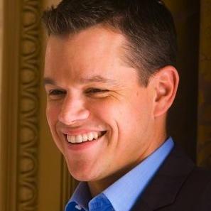 Matt Damon Pic