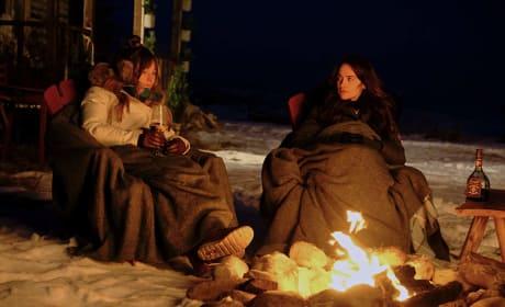 Waverly and Wynonna Talk  - Wynonna Earp Season 3 Episode 3