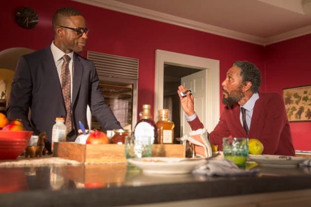 Father/Father Dinner - This Is Us Season 1 Episode 13