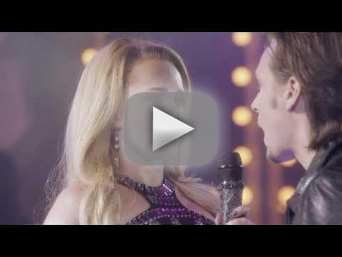 Hayden Panettiere ft. Jonathan Jackson - Trouble Is