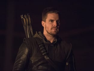 Determination - Arrow Season 3 Episode 9
