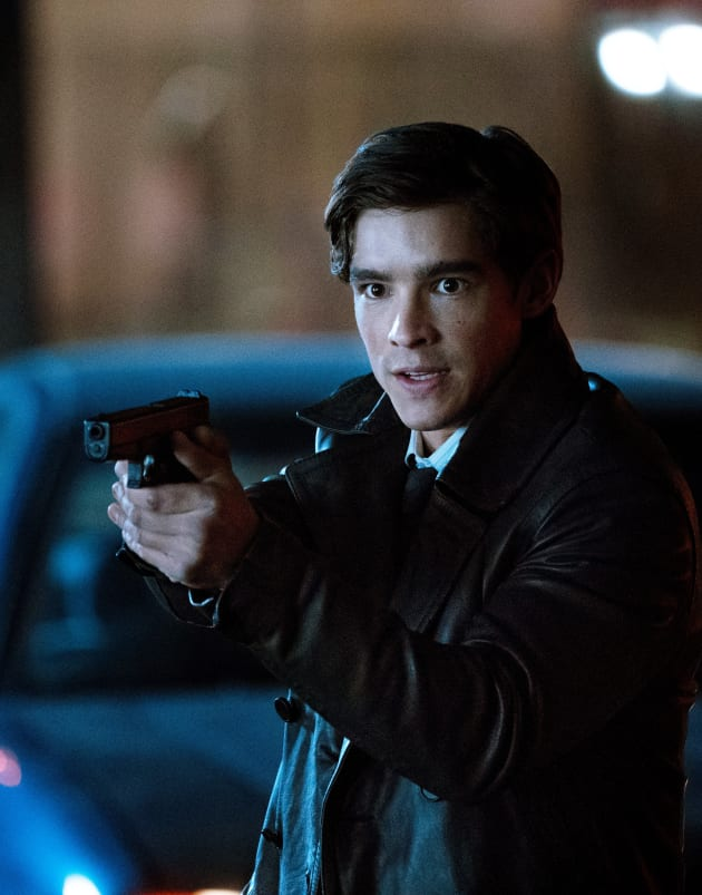 Brenton Thwaites as Dick Grayson - Titans