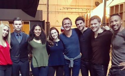 The Originals Wraps Filming: See the Pictures!