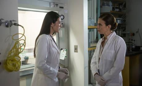 Evil Doctors - Blindspot Season 3 Episode 7