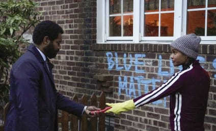 For Life Season 2 Episode 9 Review: The Blue Wall