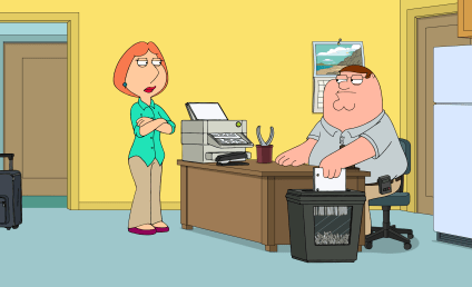 Watch Family Guy Online: Season 18 Episode 17