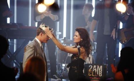King Crowned